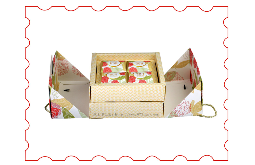长沙月饼包装礼盒_礼品包装盒_长沙纸上印包装印刷厂