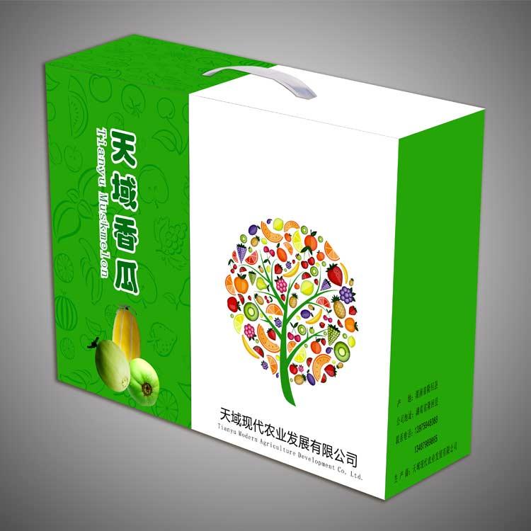 长沙水果包装盒系列设计